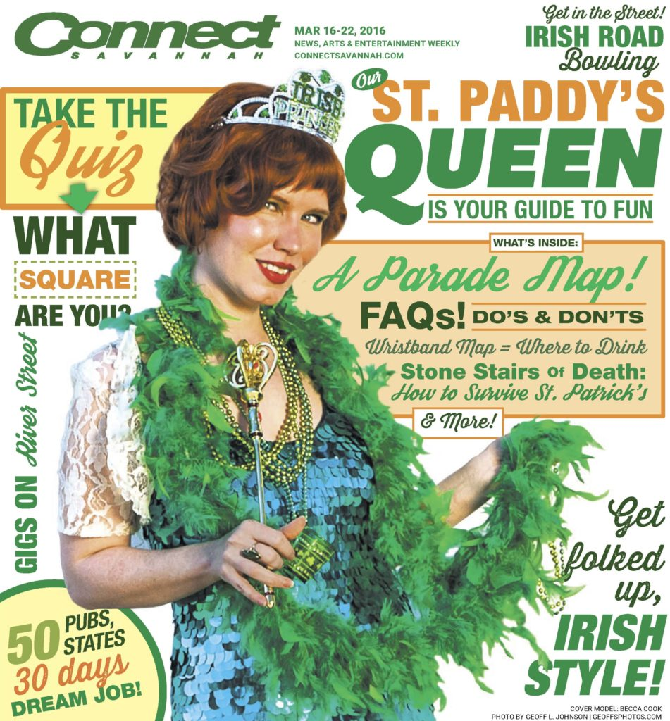 St. pats cover